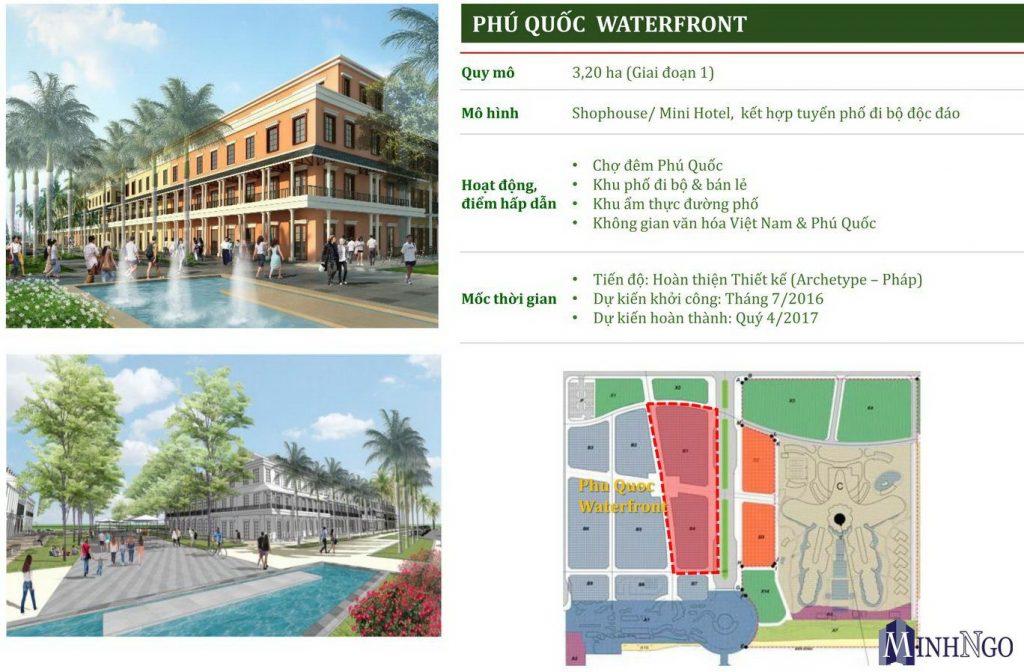 Shophouse tai Intercontinental Phu Quoc
